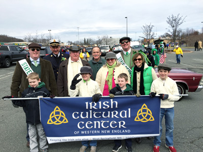 ICC St. Patrick's Parade