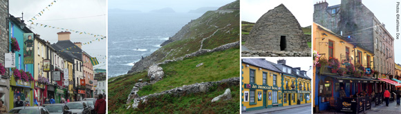 Irish Cultural Center Ireland Tour