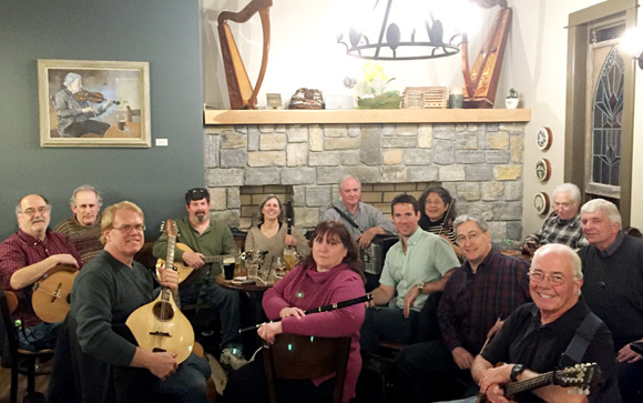 Irish Cultural Center Session