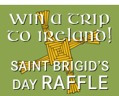 Saint Brigid's Day Raffle