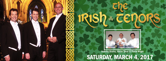 Evening with the Irish Tenors