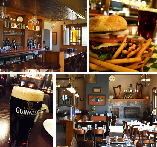 Irish House Restaurant and Trinity Pub