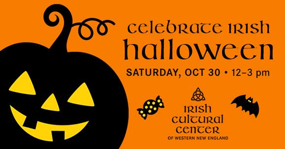 Celebrate Irish Halloween